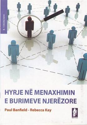 Hyrje në menaxhimin e burimeve njerëzore