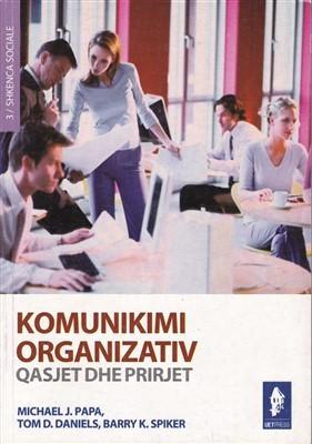 Komunikimi organizativ, qasjet dhe prirjet