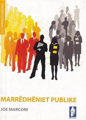 Marrëdhëniet publike