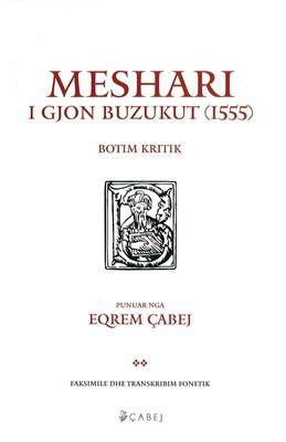 Meshari i Gjon Buzukut, Faksimile dhe transkribim fonetik ,vëllimi II (hc)