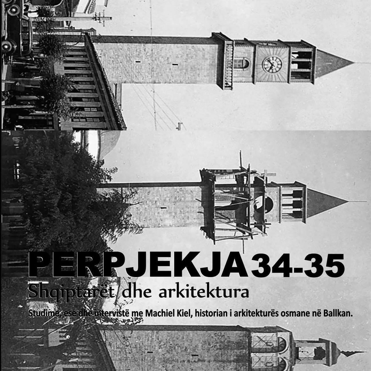 Përpjekja 34-25 Shqiptarët dhe arkitektura