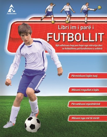 Libri im i parë i futbollit