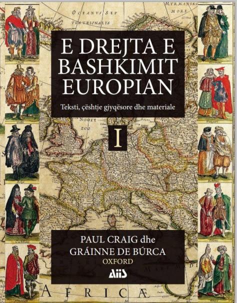 E drejta e Bashkimit Europian Teksti, çështje gjyqësore dhe materiale 1