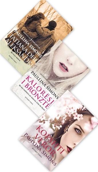 Set 3 libra, Triologja e historisë së çiftit Tatiana dhe Aleksandri