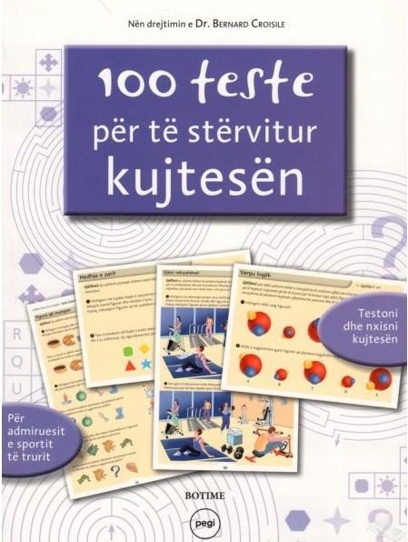100 teste për të stërvitur kujtesën