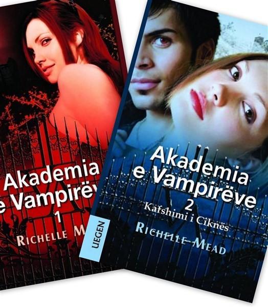 Set 2 libra, Akademia e vampirëve, përzgjedhja e adoleshentëve