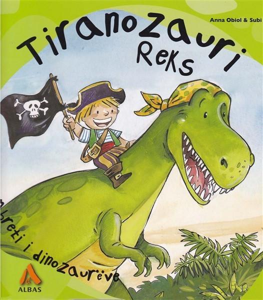 Tiranozauri Reks - mbreti i dinozaurëve
