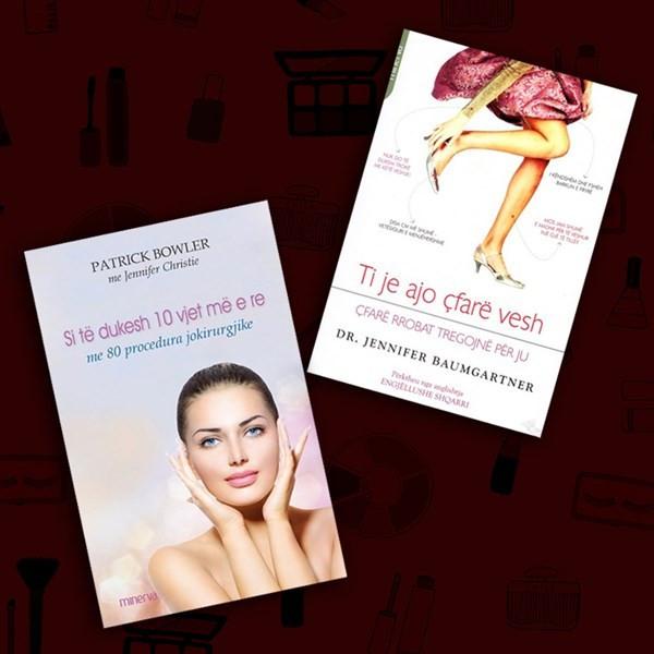 Bukuri femërore – set 2 libra