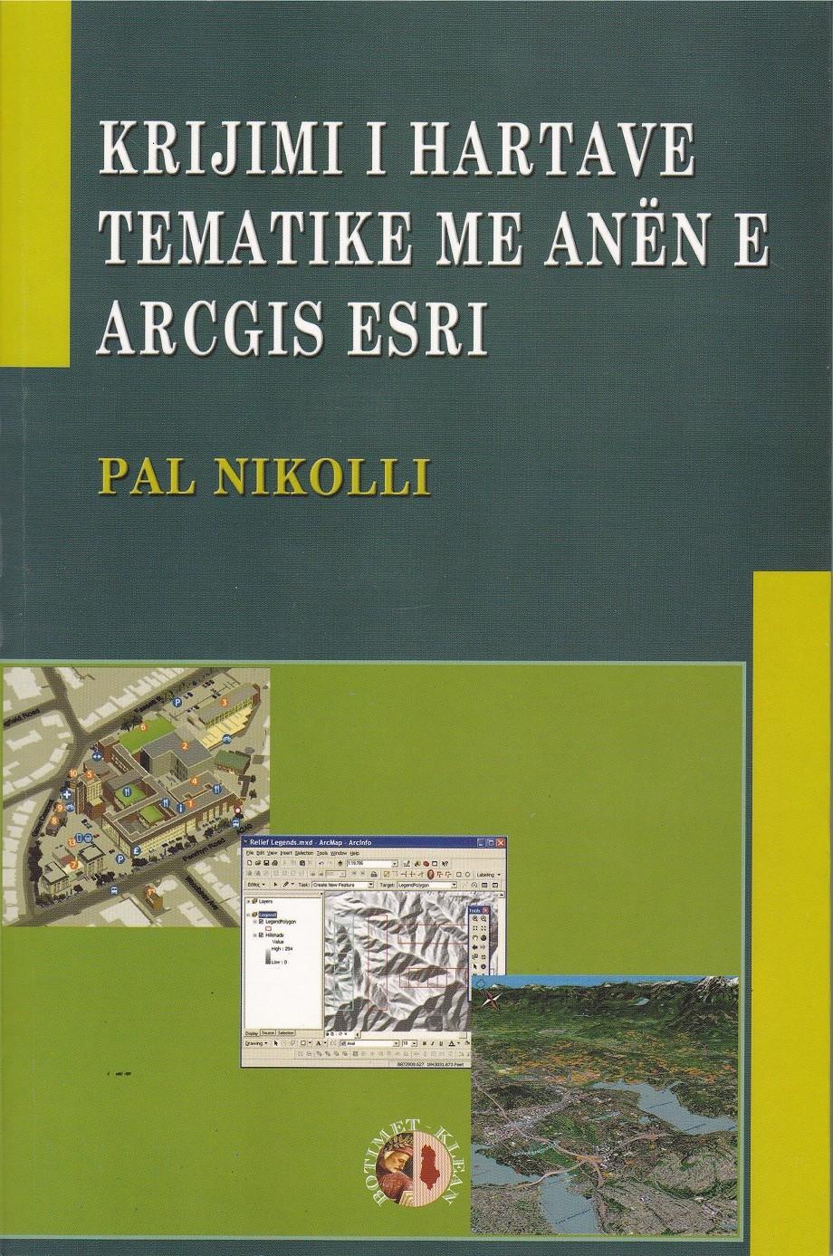 Krijimi i hartave tematike me anën e ArcGRIS