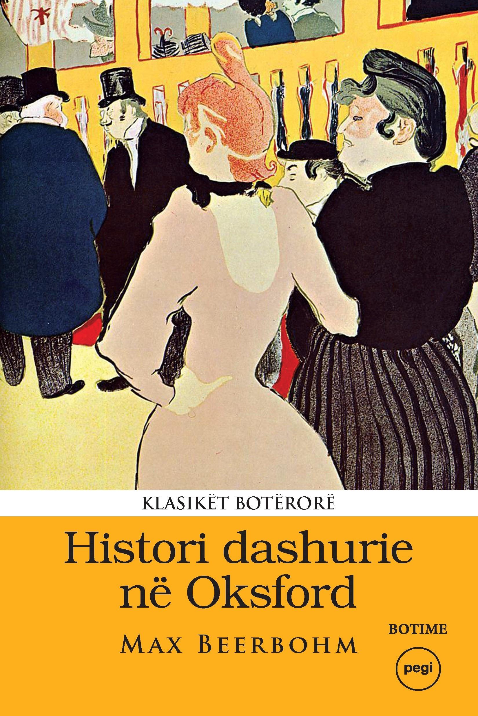 Histori dashurie në Oksford