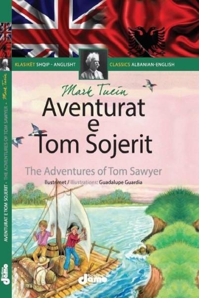 Aventurat e Tom Sojerit Shqip - Anglisht