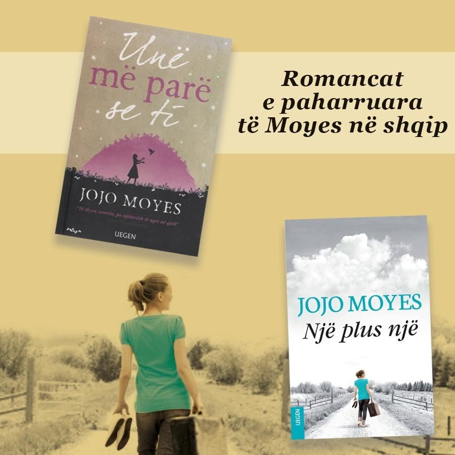 Romancat e paharruara të Jojo Moyes - set 2 libra